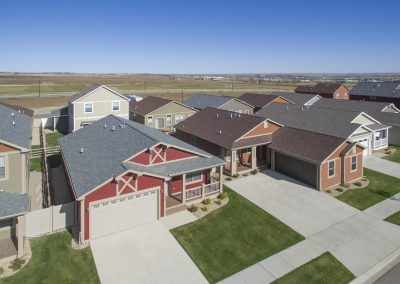 The Ridge Single Family Aerial 3