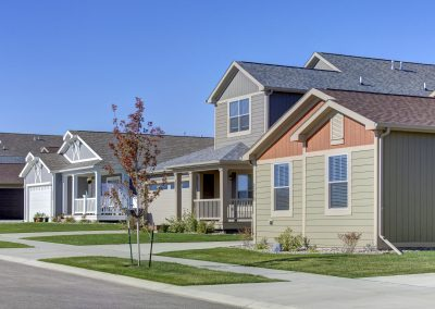 The Ridge Single Family Streetscape 5