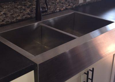 Stainless steel farm sink - Copy