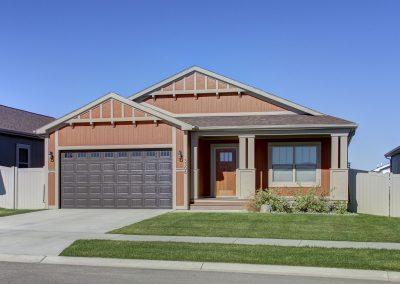 The Ridge Single Family House 3 Alternate Front
